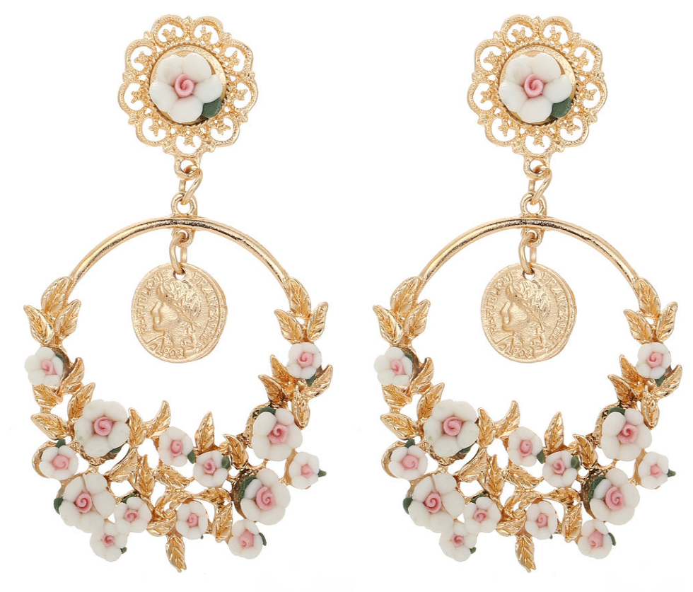 Light Weight Amp Long Party Wear Indian Jhumka Earrings